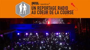 reportage radio saintelyon Alexandre Autexier